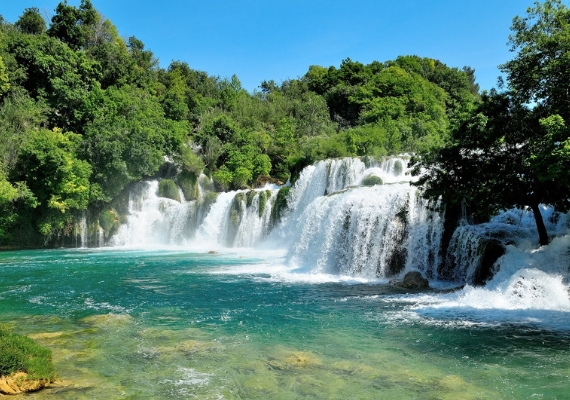about us - villa tamana - krka waterfalls