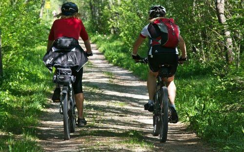 Bike trails in Vodice